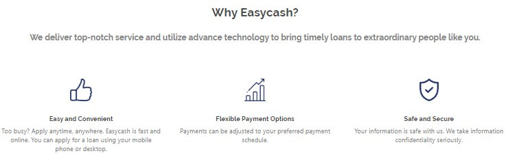 EasyCash Why Us